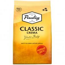 """Кофе в зернах paulig """"classic crema"""", вакуумный пакет, 1кг"""