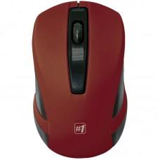 Defender #1 беспроводная оптическая мышь mm-605 красный,3 кнопки,1200dpi