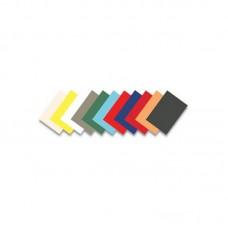 Обложки для переплёта fellowes a4 250г/м2 синий (100шт) delta crc-53713 (fs-53713)