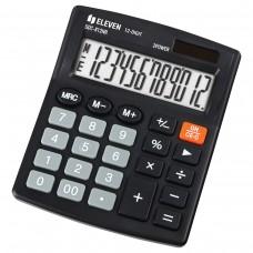 Калькулятор бухгалтерский citizen sdc-812nr черный 12-разр.