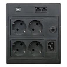 Ups powercom rpt-1500ap lcd {1107535}