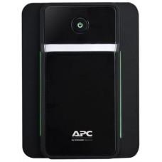 Apc back-ups 950va/520w, 230v, avr, 4 schuko sockets, usb, 2 year warranty