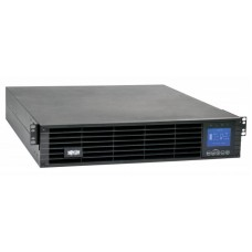 Smartonline 208/230v 2.2kva 1.98kw double-conversion ups, 2u, extended run, network card options, lcd, usb, db9, energy star