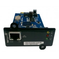 Powercom контроллер snmp-карта 1-port internal netagent ii (cy504) (cy504-02g/03g-pcm-lf)