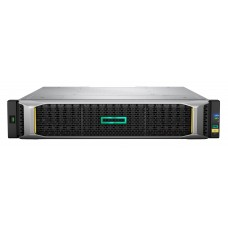 Hpe msa 2052 sas sff modular smart array system (incl. 1x2050 sff sas msa(q1j29a), 2xssd 800gb (n9x96a), advanced data services ltu (q0h99a), 8xsff8644 host ports, 2xrps) analog q1j31a