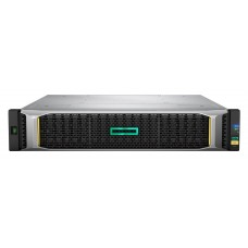 Hp msa 2050 san sff modular smart array system ( 2xsan controller, 2xrps, w/o disk up to 24 sff, sfp, req. c8r23b, c8r24b, c8s75b, c8r25b) analog q1j01a