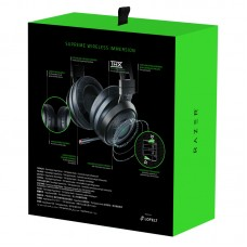Razer nari ultimate - wireless gaming headset with hypersense technology - frml packaging