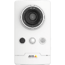 Видеокамера axis axis m1065-l small, full-featured indoor cube camera  for day & night surveillance. 2.8mm fixed lens with 110° hfov