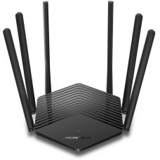 Ac1900 dual band wireless gigabit router, 1300mbps at 5ghz + 600mbps at 2.4ghz